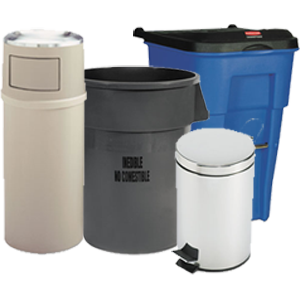 Waste Receptacles - Accessories