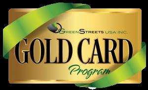 Green-Streets-USA-Gold-Card-Program