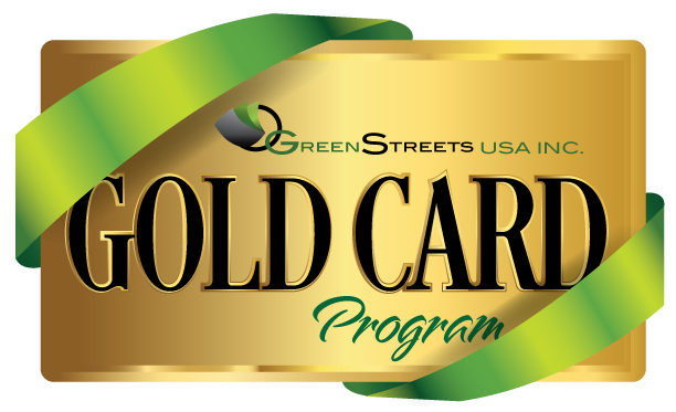 Green-Streets-USA-Gold-Card-Program